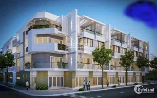Dự án khu nhà phố cao cấp Quận 8- NBB3