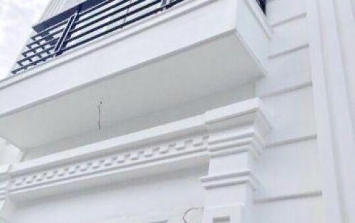 Bán nhà mới 2 lầu hẻm 283 đường Bông Sao Phường 5 Quận 8