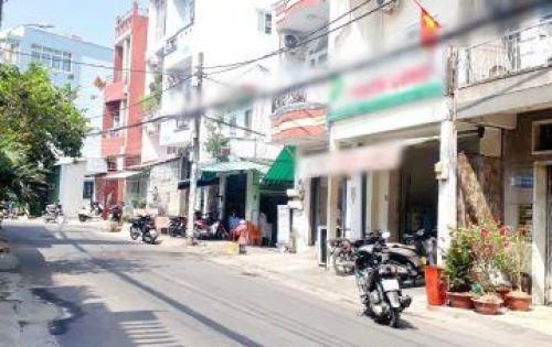 Bán nhà 1 lầu mặt tiền kinh doanh đường Ba Đình Phường 10 Quận 8