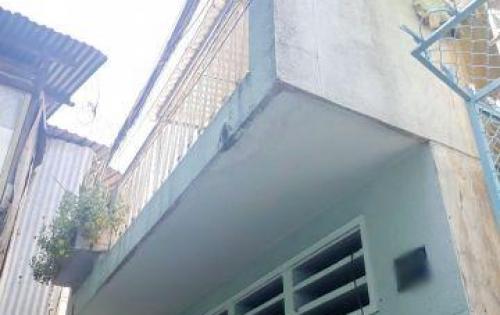 Bán nhà gần mặt tiền đường Ba Đình Phường 8 Quận 8