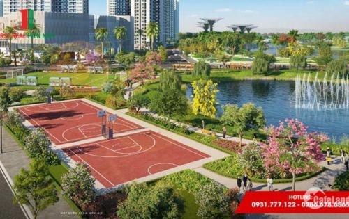 Sống khoẻ, sống sạch, sống xanh cùng VinCity Grand Park.