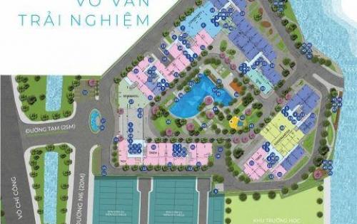Safira Khang Điền mở bán block A&B đẹp nhất dự án, Thanh toán 600 triệu nhận nhà, LS ưu đãi 0%. LH 0901355884