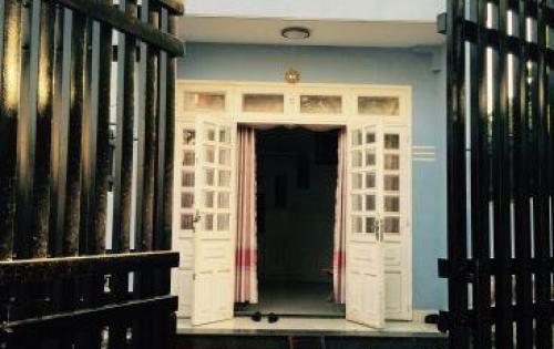 Bán nhà hẻm 4m thông Liên Khu 1-6, dt 5x17m, gần Lê Văn Quới, 3.4 tỷ