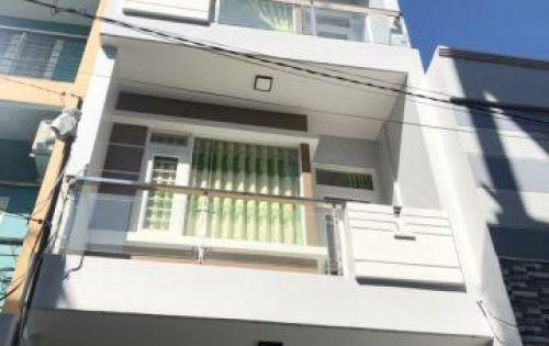 Bán nhà 3 lầu mới hẻm xe hơi 285 Lê Văn Quới Bình Tân.