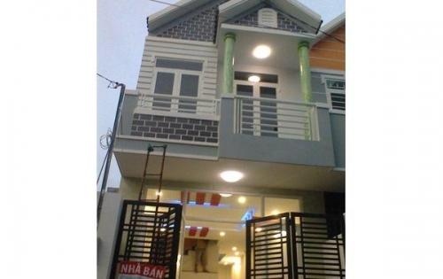 Bán nhà hẻm nhựa 7m thông Lê Đình Cẩn, 4x12m, đúc 1 lầu BTCT, gần Tỉnh Lộ 10.
