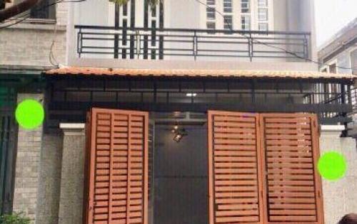 Bán nhà hẻm 8m thông Lê Đình Cẩn, nhà đẹp như Biệt Thự, DT 4x12m, đúc 1 lầu BTCT, 2tỷ950