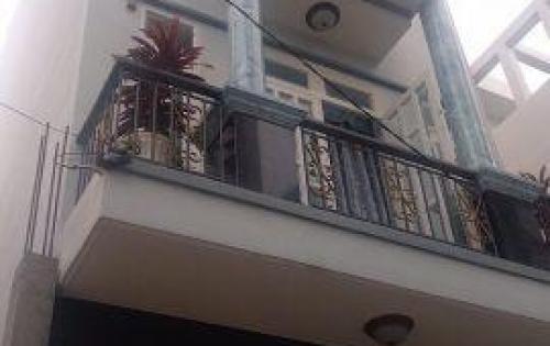 Biệt thự mini khu vip có cổng an ninh, mặt tiền đường số 10 - Tên Lửa, 4.2x15m, đúc 4 tấm đẹp.