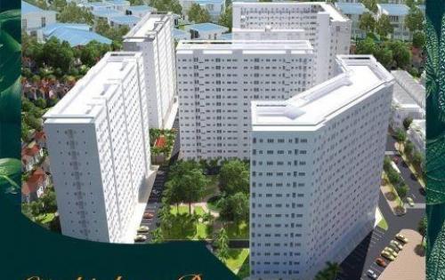 Căn hộ giá rẻ Green Town Bình Tân, view 4 mặt tiền, giá chỉ từ 1ty2-LH 0906.760.116