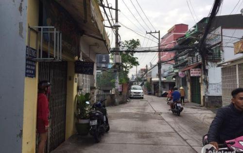 Bán nhà MT đường số 5, Bình Hưng Hòa A, Bình Tân. SHR, chính chủ.