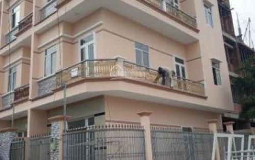 Nhà mới 1t3l,MT Kinh Doanh, dt:4x17,sổ hồng riêng,Bình Tân giá rẻ