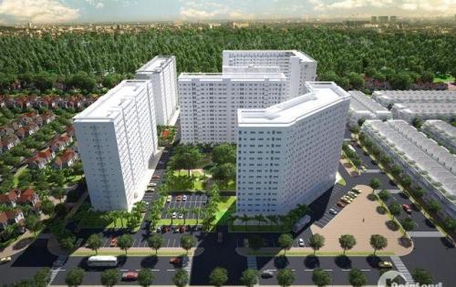Quỹ đất trung tâm khan hiếm,cơ hội sở hữu ngay căn hộ 2PN chỉ 1 tỷ 200tr