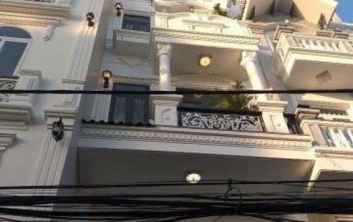 bán nhà 1 trệt 4 lầu shr sân thượng, góc 2 mt kinh doanh