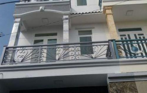 Kẹt vốn bán gấp nhà 4 tấm mới xây xong đ. Đất Mới, Bình Tân.