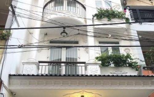 Bán nhà đẹp như Biệt Thự Đường số 10-Khu Tên Lửa, dt 4x20m, đúc 4 tấm BTCT.