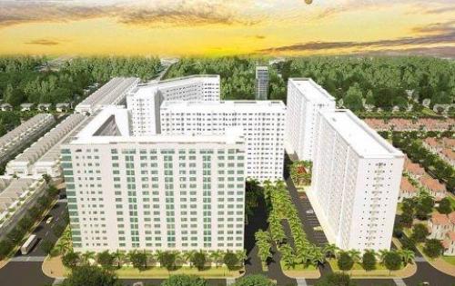 Mở bán căn hộ Green Town Bình Tân, 1,2 tỷ/căn 2PN, 2WC, hỗ trợ vay 70%
