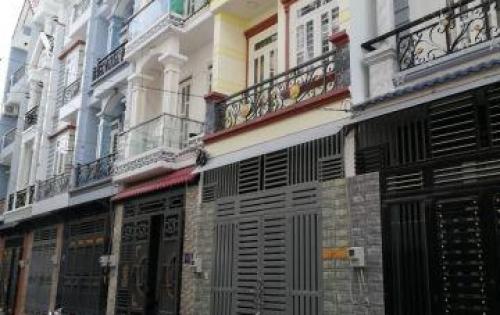 Bán nhà 4 tấm 4 pn, 4x16m, hẻm xe hơi tận nhà Q. Bình Tân