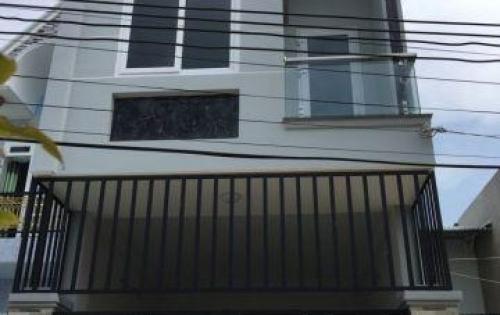 Nhà 1 sẹc Trương Phước Phan, 4x14m đổ 1 tấm BTCT, hẻm 8m nhựa.