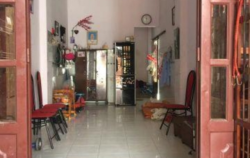 Bán nhà hẻm 4m đường Quang Trung, Gò Vấp dt 4x23m