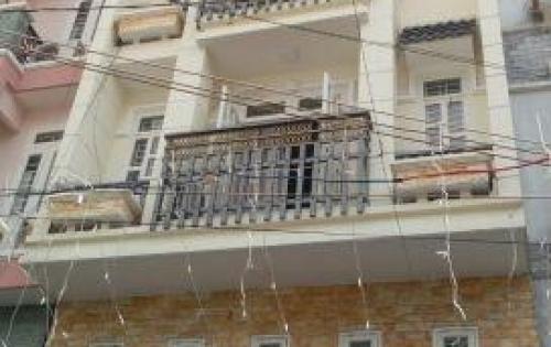 Gia đình xuất ngoại cần bán nhà hẻm 6m Phạm Văn Chiêu, Gò Vấp, sổ hồng chính chủ.