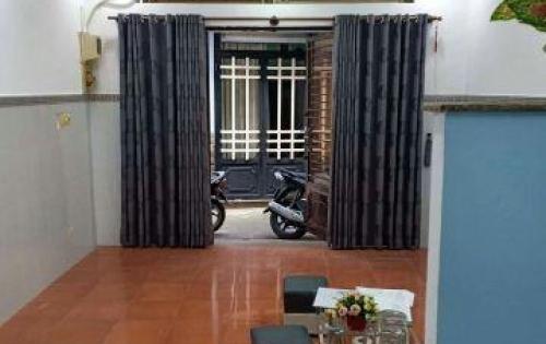 Bán nhà đường số Thích Quảng Đức, Phường  5, Quận Gò Vấp, hẻm lớn 3m.