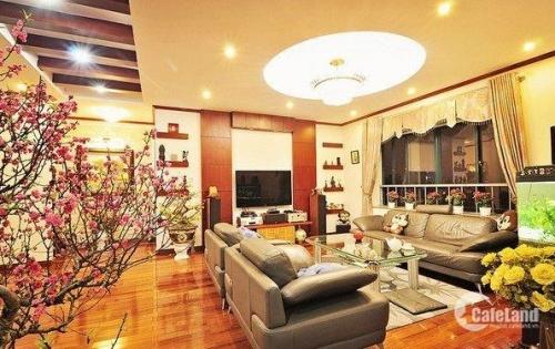 Bán nhà 50m2, 5 tầng, hẻm xe hơi Thích Quảng Đức phường 5 quận Phú Nhuận. Giá 5,4 tỷ