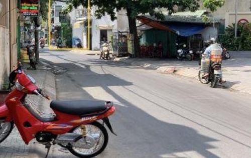 Bán nhà 3 tầng,diện tích 35m2,đường 6m Khuông Việt,phường Phú Trung,quận Tân Phú,HCM
