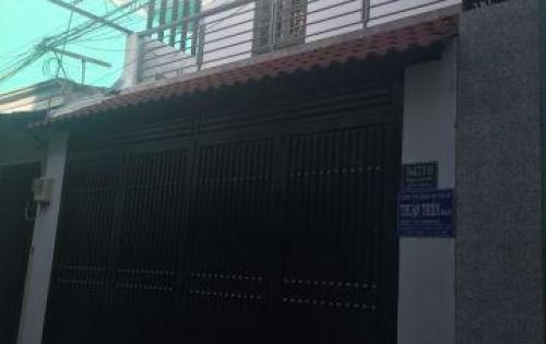-Bán nhà hẻm 364/ Thoài Ngọc Hầu dt 5mx17m 1 lầu đúc  giá 5.5 tỷ