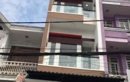 Bán Nhà Trịnh Lỗi - P.Phú Thọ Hòa - 4x20m - 3 lầu - Giá 8,5 tỷ TL