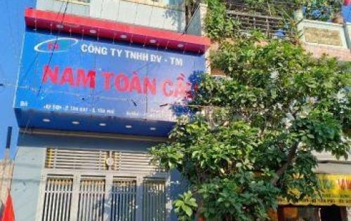 Bán MTKD đường Tây Sơn P Tân Quý dt 4.3mx18m  2 lầu st giá 7.25 tỷ,
