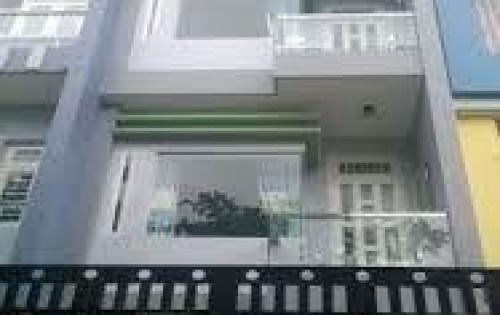 Cần tiền bán nhà 5m*14m, giá mềm,1 trệt 2 lầu,xe hơi đi, sổ hồng riêng,đường 51,P.HBC