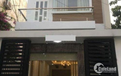 Bán nhà mới 1 trệt 1 lầu, 4m*8m, 1.65 tỷ, 2PN, gần Đường 16 - Phạm Văn Đồng, P.HBC