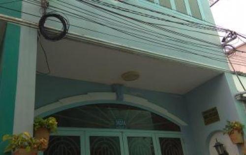 Bán nhà giá rẻ Hiệp Bình Phước, gần nhà thờ Fatima, 1 trệt 1 lầu, diện tích 53m2