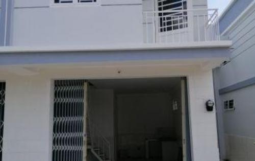 Nhà phố Bàu Bàng 1 trệt 1 lầu + 4 căn phòng trọ