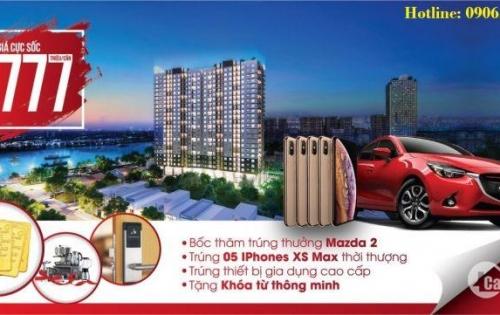 Ưu tiên chọn căn đẹp (đợt cuối) căn hộ Vista Riverside – Ngay sông SG, chỉ 777 Tr/căn sổ hồng riêng.