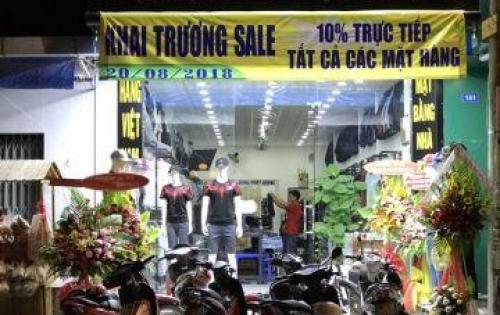 Bán hoặc cho thuê nhà MT Nguyễn Thị Minh Khai, Trà Vinh, tiện KD