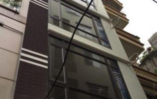 Bán nhà Lê Đức Thọ: 50m x 6 tầng, thang máy, kinh doanh tốt, gara ô tô. giá 8.2 tỷ