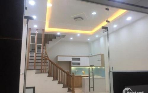 Bán nhà Lê Đức Thọ, ngõ thông, gần ô tô, 40 m2x 5 tầng.