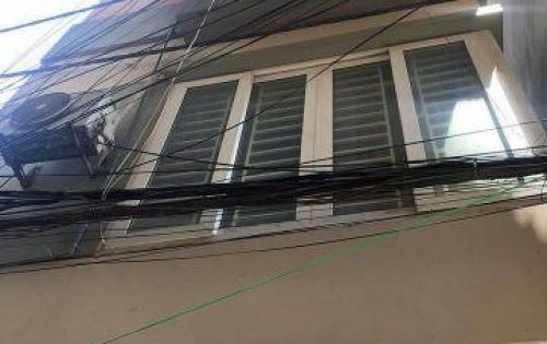 Đẹp, hiện đại, tiện nghi phố Thiên Hiền 37m2 x 5 tầng.