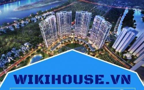 Căn góc view hồ, biệt thự hoa hậu dự án An Bình city ban hướng Đông giá 3,16 tỷ
