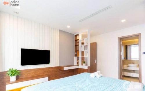 Cho thuê căn hộ cao cấp 1pn dt 54m2 giá 18tr/tháng nội thất đầy đủ tại Vinhomes