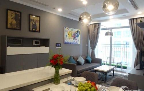 Căn hộ 2PN cho thuê dt 80m2 nội thất đầy đủ giá 23tr/tháng tại Vinhomes