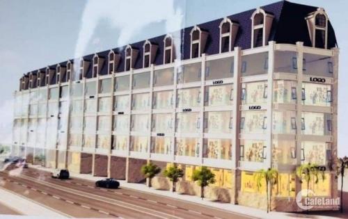 Cho thuê sàn thương mại trung tâm quận Cầu Giấy, 1400m2, 2 tầng, MT70m