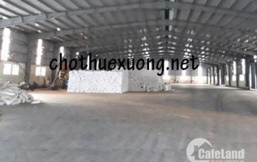 Cho thuê nhà xưởng Khu công nghiệp Nguyên Khê Đông anh hà nội giá rẻ