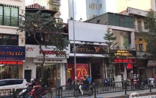 Cho thuê nhà mặt đường Tôn Đức Thắng 17m2x3tang.17tr/thang