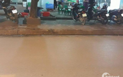 Cho thuê MP Minh Khai 75m2x1 tầng MT 4,1m Vị trí kinh doanh đẹp