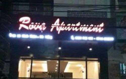 Rova Apartment 63 Lê Đình Thám quận Hải Châu, Đà Nẵng cho thuê căn hộ