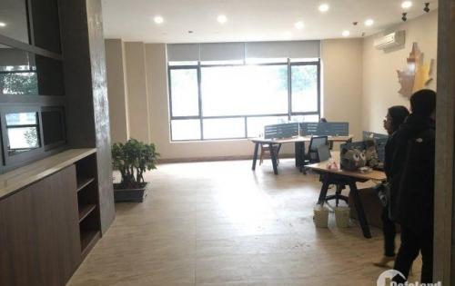 Văn phòng hạng B mặt phố Trần Quốc Toản cho thuê giá tốt