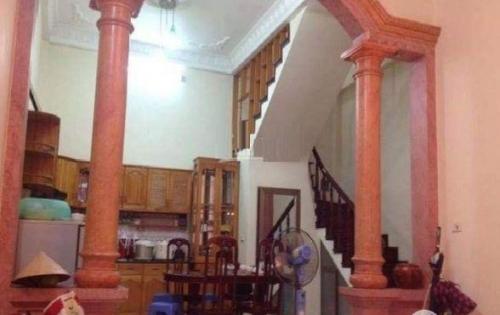 Cho thuê nhà Trần Hưng Đạo 50m2x5 tầng 55tr/tháng