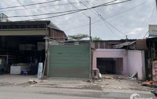 Cho thuê nhà đất vị trí đẹp tiện kinh doanh, Bình Chánh giáp Bình Tân.