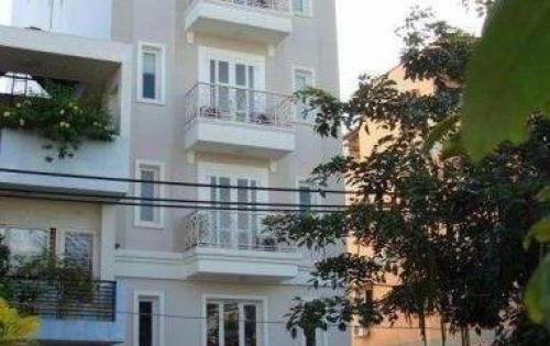 Toà nhà MT Trần Nhân Tôn, P.2, Q.10, Hầm+6 lầu, thang máy, giá 140 Triệu/tháng